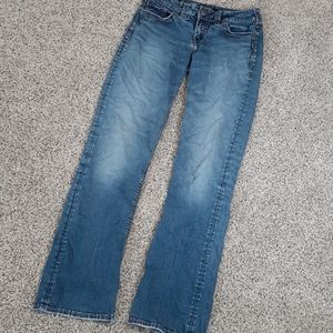 Silver Jeans Suki Mid Rise Slim Boot Cut